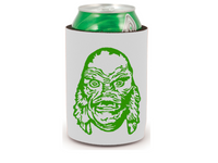 Universal Horror Creature Black Lagoon Can Cooler Sleeve Bottle Holder Classic Free Shipping Merch Massacre