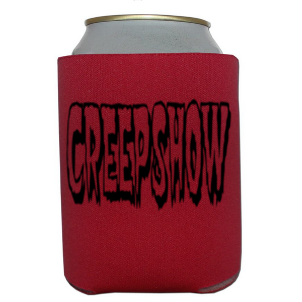 Creepshow Can Cooler Sleeve Bottle Holder Horror Free Shipping Merch Massacre