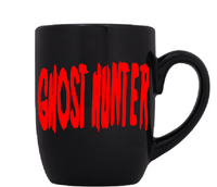 Paranormal Mug Coffee Cup Black Ghost Hunter Investigator Cryptid Supernatural Spirit Bigfoot Loch Ness UFO Crypto Sci Fi Free Shipping Merch Massacre