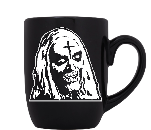 Devil's Rejects Mug Coffee Cup Black Otis House 1000 Corpses Firefly Horror Free Shipping Merch Massacre