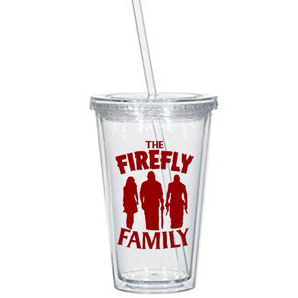 Devil's Rejects Tumbler Cup Firefly Family Otis Baby Captain House of 1000 Corpses 3 From Hell Horror Killer Halloween Free Shipping Merch Massacre