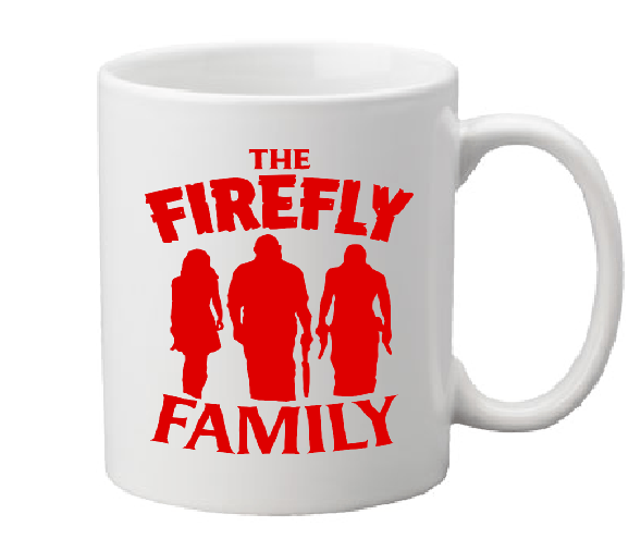 Devil's Rejects Mug Coffee Cup White Firefly Family Captain Spaulding House 1000 Corpses 3 From Hell Horror Halloween Free Shipping Merch Massacre