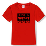 Drive-In Mutant T Shirt Adult Clothes S-5X Drive In Will Never Die Joe Bob Grindhouse Sci Fi Horror Halloween Unisex Free Shipping Merch Massacre