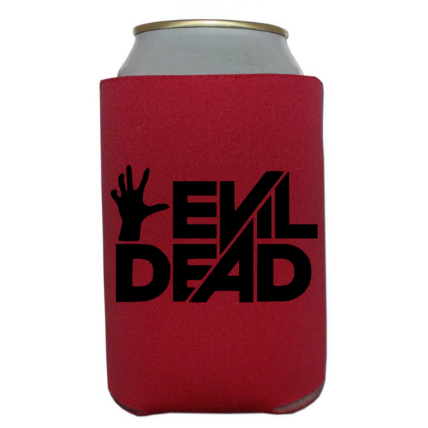 Evil Dead Ash Can Cooler Sleeve Bottle Holder Free Shipping Merch Massacre
