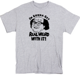 Always Sunny in Philadelphia T Shirt Adult Clothes S-5X Frank Reynolds Real Weird Paddy's Irish Pub Funny LOL Unisex Free Shipping Merch Massacre
