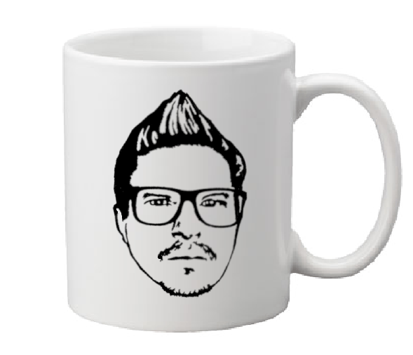Ghost Adventures Mug Coffee Cup White Zak Bagans Aaron Billy Jay Paranormal Investigator Lock Down Spirit Hunter Horror Free Shipping Merch Massacre