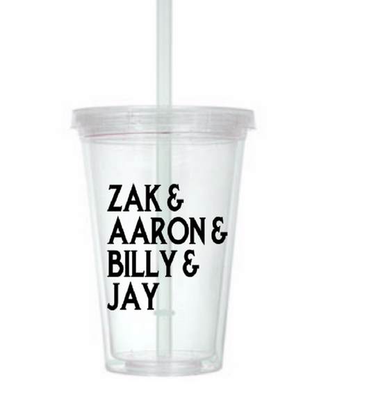 Ghost Adventures Tumbler Cup Zak Bagans Aaron Billy Jay Hunter Supernatural Spiritual Spirit Paranormal Horror Halloween Free Shipping Merch Massacre