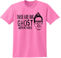 Ghost Adventures Zak Bagans Kids Youth Toddler T Shirt 2T-Youth XL Horror Merch Massacre Free Shipping