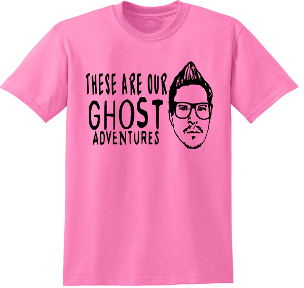 Ghost Adventures Zak Bagans Unisex T Shirt Adult Clothes S-5X Horror Free Shipping Merch Massacre