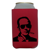 Hunter S Thompson Gonzo Can Cooler Sleeve Bottle Holder Free Shipping Merch Massacre