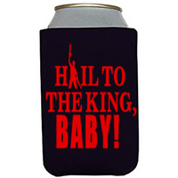 Evil Dead Hail to the King Can Cooler Sleeve Bottle Holder Free Shipping Merch Massacre