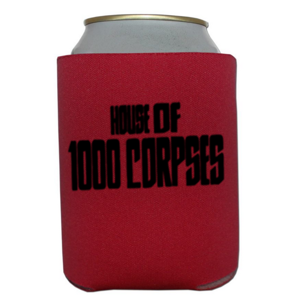 Devils Rejects House 1000 Corpses Can Cooler Sleeve Bottle Holder Horror Free Shipping Merch Massacre