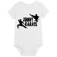 Parks and Rec Baby Infant Youth Bodysuit Romper NB-24 Months Johnny Karate Ron Swanson Lil Sebastian Pawnee Funny Quote Free Shipping Merch Massacre