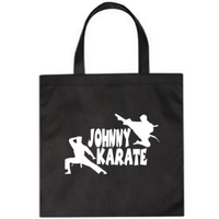 Parks and Rec Johnny Karate Tote Bag Ron Swanson Free Shipping Merch Massacre