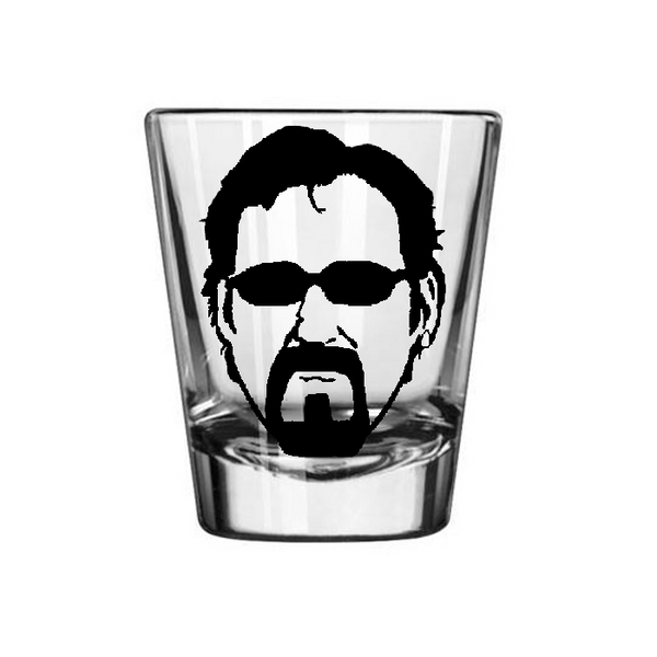 Trailer Park Boys Shot Glass Julian Sunnyvale Raunchy Funny Canada TV Comedy Documentary Nerd Geek Halloween Free Shipping Merch Massacre