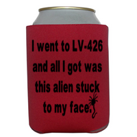 Alien LV-426 Space Can Cooler Sleeve Bottle Holder Free Shipping Merch Massacre