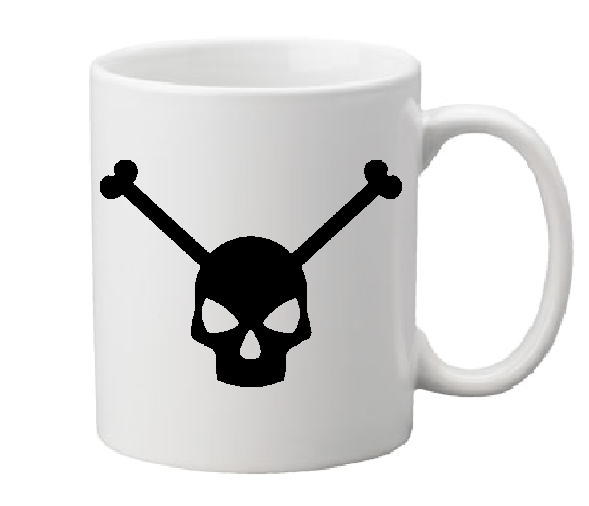 MST3K Mug Coffee Cup White Bonehead Mystery Science Theater 3000 Gizmonic Institute Robots Funny LOL Riff Sci Fi Fiction Free Shipping Merch Massacre