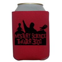 Mystery Science Theater 3000 MST3K Can Cooler Sleeve Bottle Holder Gizmonic Horror Free Shipping Merch Massacre