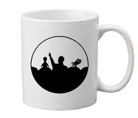 MST3K Mug Coffee Cup White Mystery Science Theater 3000 Bonehead Gizmonic Institute Robots Funny LOL Riff Sci Fi Fiction Free Shipping Merch Massacre