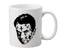 In the Mouth of Madness Mug Coffee Cup White Do You Read Sutter Cane? Lovecraft Sci Fi Horror Halloween Free Shipping Merch Massacre