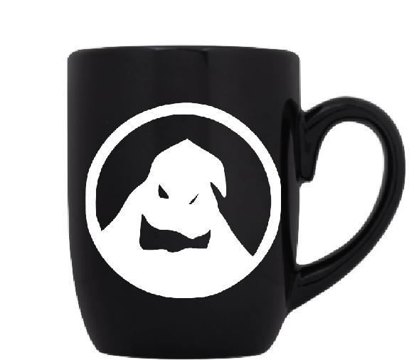 Nightmare Before Christmas Mug Coffee Cup Jack Skellington Oogie Boogie Zero Halloween Horror Halloweentown Musical Free Shipping Merch Massacre