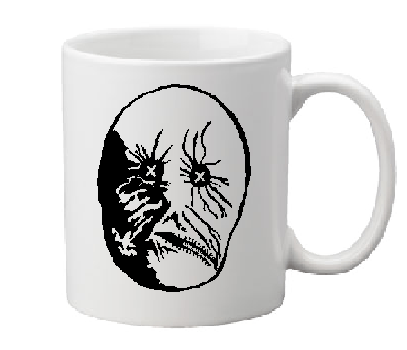 Nightbreed Mug Coffee Cup White Decker Doctor Dr. Serial Killer Slasher Monster Midian True Crime Horror Halloween Free Shipping Merch Massacre