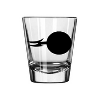 Phantasm Shot Glass Tall Man Sphere Killer Slasher Horror Free Shipping Merch Massacre