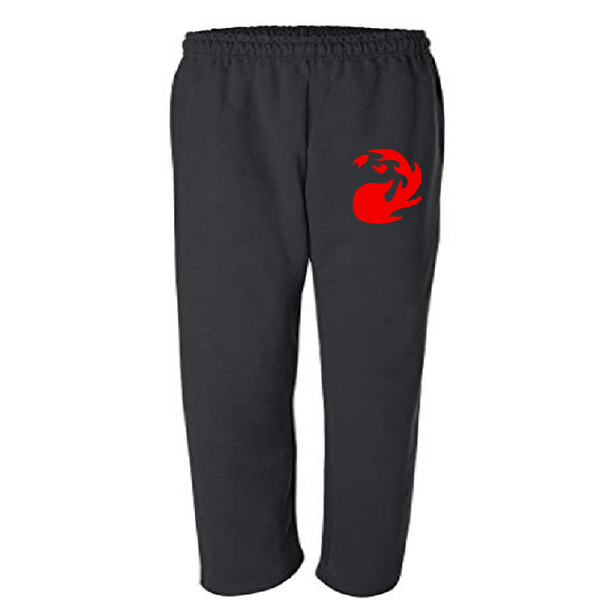 Gamer Sweatpants Pants S-5X Adult Clothes Magic Red Mana Gathering Card Game Tabletop Gaming RPG Fantasy I'd Tap That Free Shipping Merch Massacre