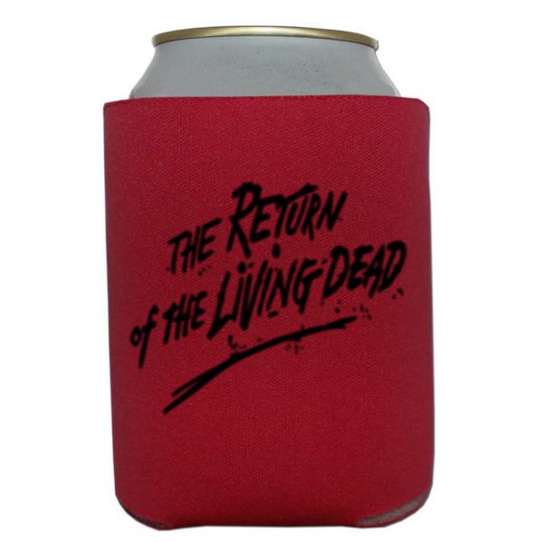 Return of the Living Dead Can Cooler Sleeve Bottle Holder Zombie Free Shipping Merch Massacre
