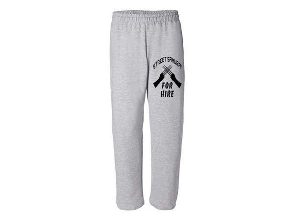 Gamer Sweatpants Pants S-5X Adult Clothes Shadowrun Street Samurai For Hire Decker RPG Tabletop Gaming Slot Off Frag Face Free Shipping Merch Massacre