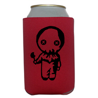 Trick or Treat Sam Can Cooler Sleeve Bottle Holder Halloween Horror Free Shipping Merch Massacre