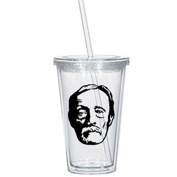 True Crime Albert Fish Tumbler Cup Serial Killer Cannibal Murderer Death Row Monster Slasher Killer Nerd Geek Halloween Free Shipping Merch Massacre