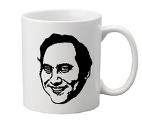 True Crime Mug Coffee Cup White David Berkowitz Son of Sam Serial Killer Summer NYC New York Dog Made Me Do It Free Shipping Merch Massacre