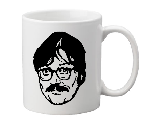 True Crime  Mug Coffee Cup White Edmund Kemper Co-Ed Killer Co Ed Serial Killer Mindhunters Horror Halloween Free Shipping Merch Massacre