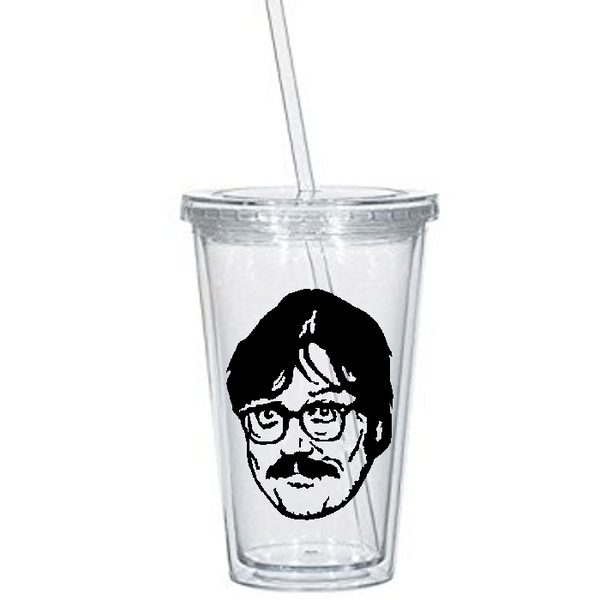 True Crime Tumbler Cup Edmund Kemper Co-Ed Killer Serial Ed Co Ed Mindhunters Murderer Horror Movie Nerd Geek Halloween Free Shipping Merch Massacre