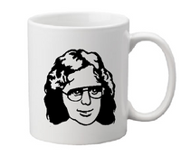 True Crime Mug Coffee Cup White David Koresh Waco Cult Leader Suicide Serial Killer Horror Halloween Free Shipping Merch Massacre