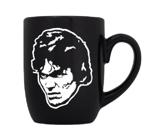 True Crime Mug Coffee Cup Black Richard Ramirez Serial Killer Night Stalker Satanist Pentagram Horror Free Shipping Merch Massacre