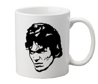True Crime Mug Coffee Cup White Richard Ramirez Night Stalker Serial Killer Satanist Pentagram Horror Halloween Free Shipping Merch Massacre