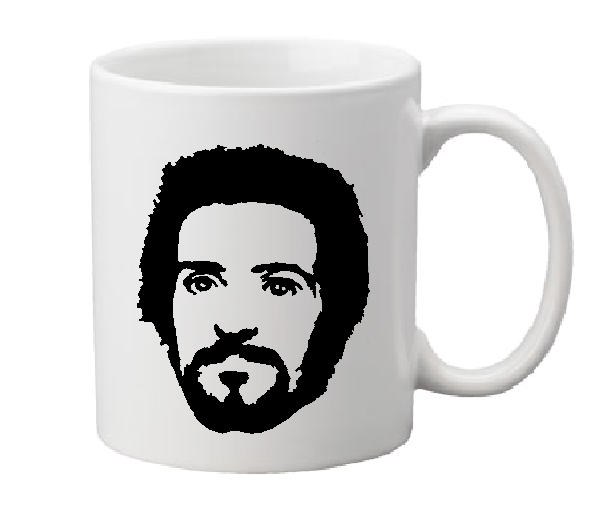 True Crime Mug Coffee Cup White Peter Sutcliffe Yorkshire Ripper Serial Killer British Horror Halloween Free Shipping Merch Massacre
