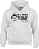 Ghost Adventures Zak Bagans Understand Unisex Hoodie Pullover Sweatshirt Adult S-5X Horror Free Shipping Merch Massacre