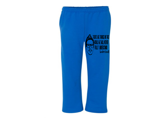 Ghost Adventures Zak Bagans Understand Unisex Sweatpants Pants S-5X Adult Horro Free Shipping Merch Massacre