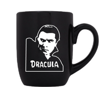 Universal Monsters Mug Coffee Cup Dracula Bela Lugosi Count Vampire Vampyre Transylvania Classic Horror Free Shipping Merch Massacre