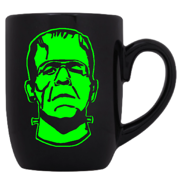 Universal Monsters Mug Coffee Cup Frankenstein Bride Monster Doctor Dr. Boris Karloff Classic Horror Free Shipping Merch Massacre