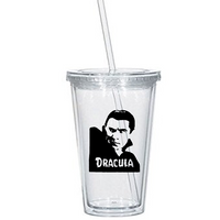 Universal Monsters Tumbler Cup Dracula Vampire Vampires Vampyre Bela Legosi Classic Horror Nerd Scary Movie Halloween Free Shipping Merch Massacre