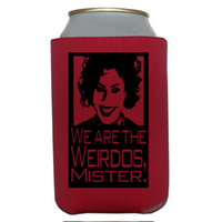 Witch The Craft Can Cooler Sleeve Bottle Holder Weirdos Mister Nancy Horror Free Shipping Merch Massacre