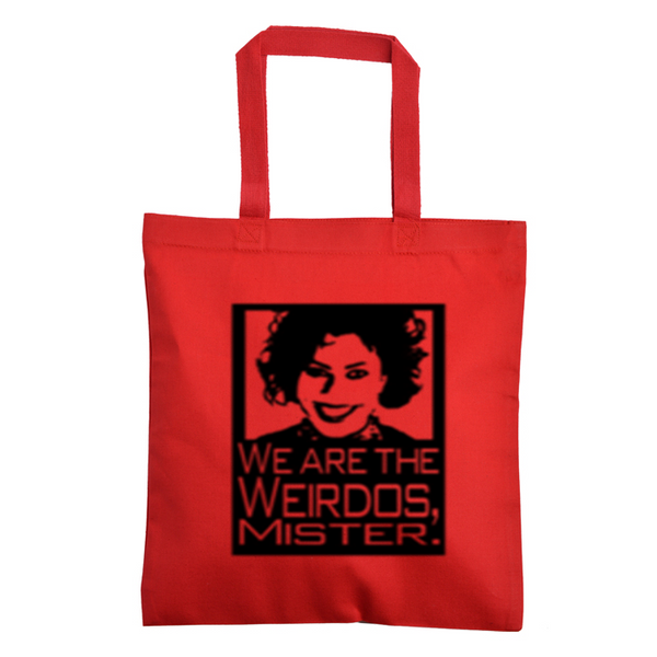 The Craft Canvas Tote Bag Witch Weirdos Mister Nancy Horror Free Shipping Merch Massacre