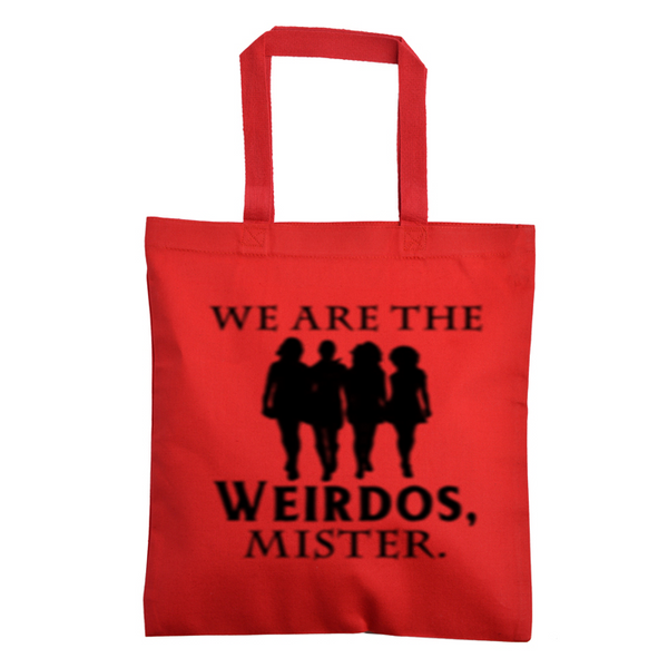 The Craft Canvas Tote Bag Witch Weirdos Mister Horror Free Shipping Merch Massacre