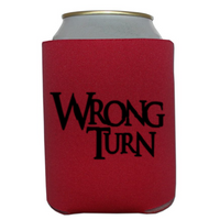 Wrong Turn Can Cooler Sleeve Bottle Holder Free Shipping Merch Massacre