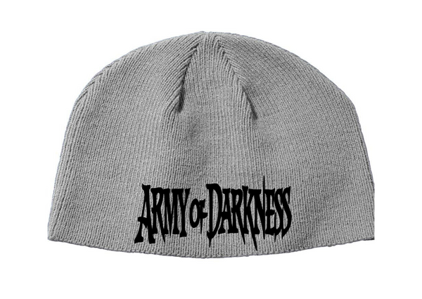 Evil Dead Beanie Knitted Hat Army of Darkness Ash Horror Free Shipping Merch Massacre