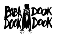 The Babadook Vinyl Decal Sticker Horror Movie Free Shipping Merch Massacre